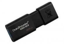 金士顿DT100G3 32GB USB 3.0 U盘