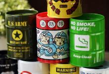 汽油桶烟灰缸